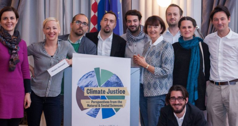 Klimatska pravda: perspektive društvenih i prirodnih znanosti