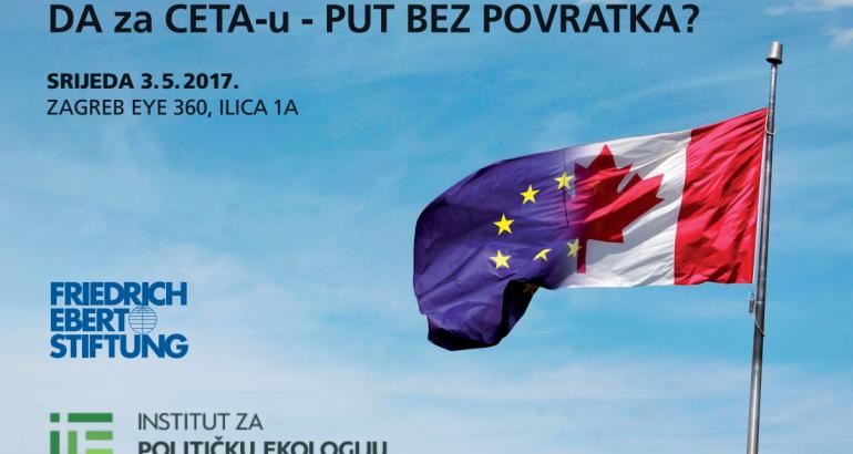Da za CETA-u – put bez povratka?