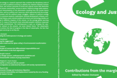 """Ecology and Justice"" E-book"