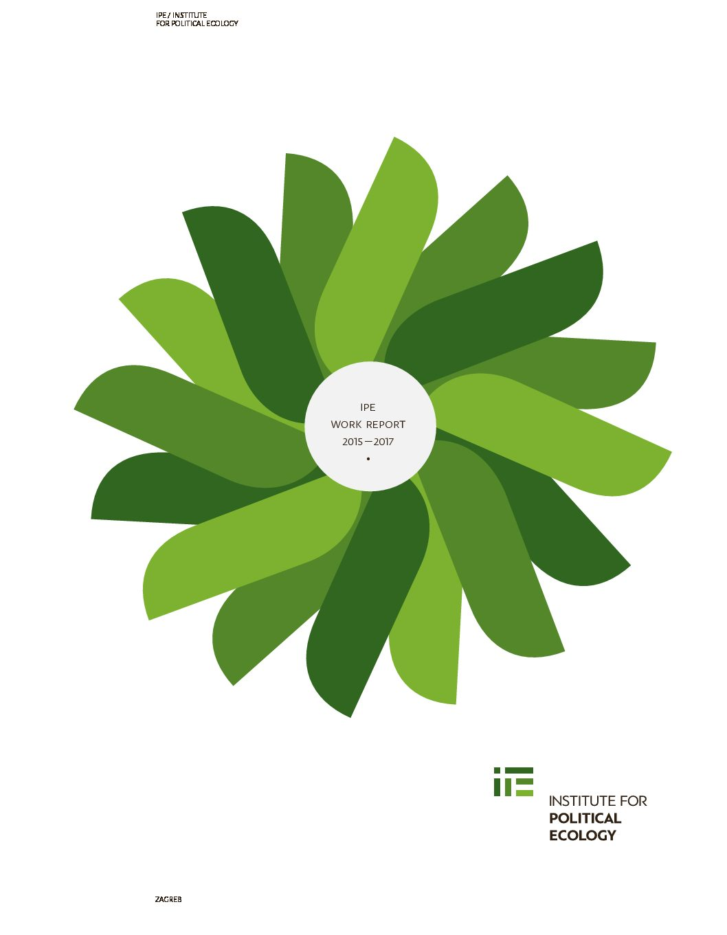IPE Work Report 2015-2017