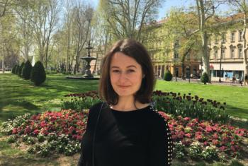 Introducing Oxana Lopatina, IPE's 2018 Junior Research Fellow!