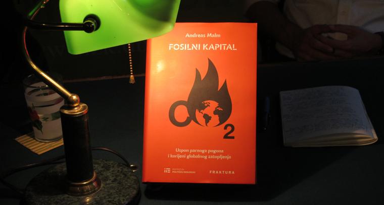 """Predstavili smo """"Fosilni kapital"""" u Puli"""
