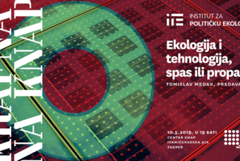 Krafna na KNAP: Ekologija i tehnologija, spas ili propast?