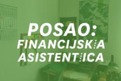 IPE traži financijsk⁞u asistent⁞icu!