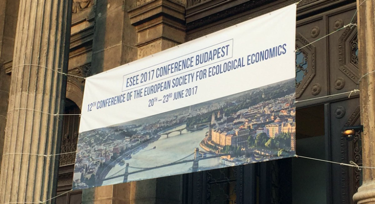 Lilian's report from Budapest ESEE 2017