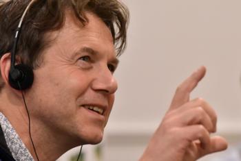 ECOPRO Seminar with Dirk Holemans