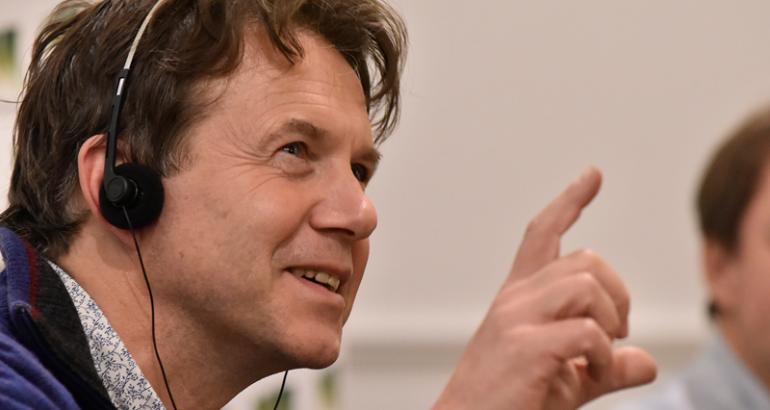 ECOPRO seminar s Dirkom Holemansom