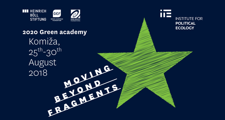 Zelena Akademija 2018. – Moving Beyond Fragments