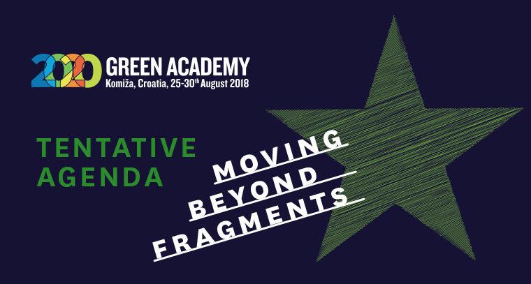 Radna verzija programa Zelene akademije 2018.!
