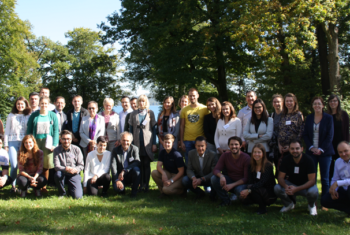 IPE na 57. Internationale Hochschulwoche u Tutzingu