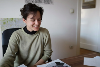 Meet our 2019 JRF – Clara Léa Dallaire-Fortier!