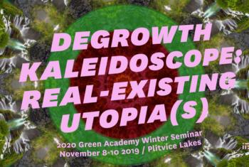 Poziv za sudjelovanje na zimskom seminaru Zelene akademije!