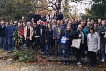 A successful Green Academy Winter Seminar